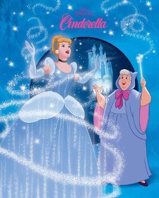 Disney Princess Cinderella by Parragon Books Ltd