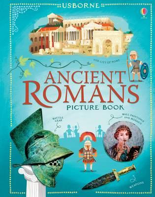 Ancient Romans Picture Book by Megan Cullis
