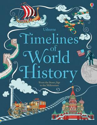 Timelines of World History by Jane Chisholm
