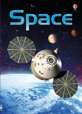 Space by Louie Stowell
