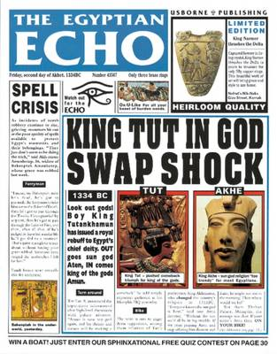 Egyptian Echo by Paul Dowswell