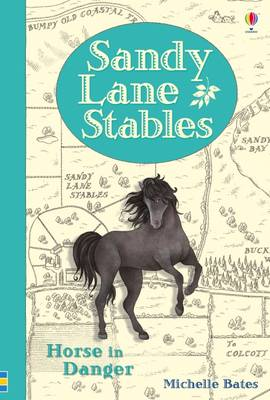 Sandy Lane Stables: Horse in Danger by Michelle Bates