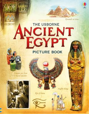 Ancient Egypt Picture Book by Rob Lloyd Jones