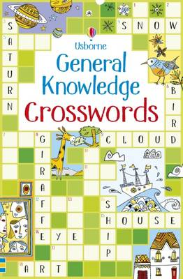 General Knowledge Crosswords by Phillip Clarke