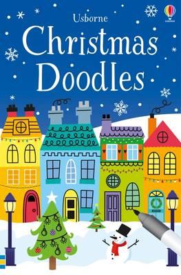 Christmas Doodles by Fiona Watt