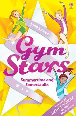 Summertime and Somersaults by Jane Lawes