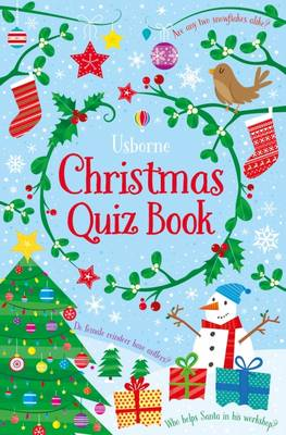 Christmas Quiz Book by Simon Tudhope