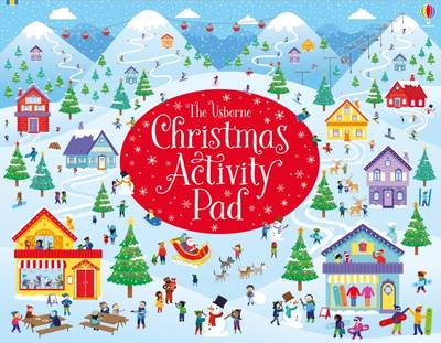 Christmas Activity Pad by Sam Smith