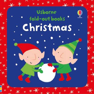 Fold-Out Christmas by Fiona Watt