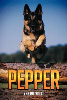 Pepper by Lynn Ritthaler