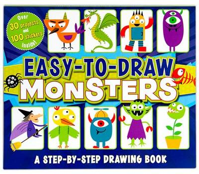 Easy to Draw Monsters by Mattia Cerato, Jannie Ho