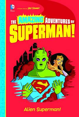 Alien Superman by Yale Stewart