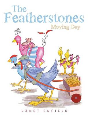 The Featherstones Moving Day by Janet Enfield