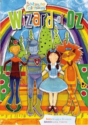 Wizard of Oz by Maggie Blossom