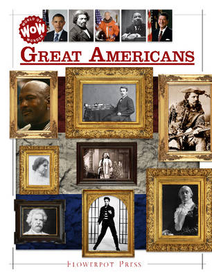 Great Americans by Sean Kennelly