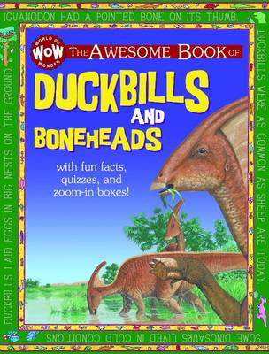 Duckbills and Boneheads by Michael Benton