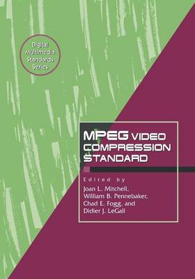 MPEG Video Compression Standard by Mitchell