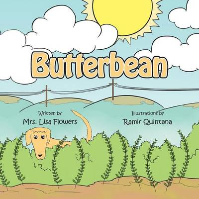 Butterbean by Lisa Flowers