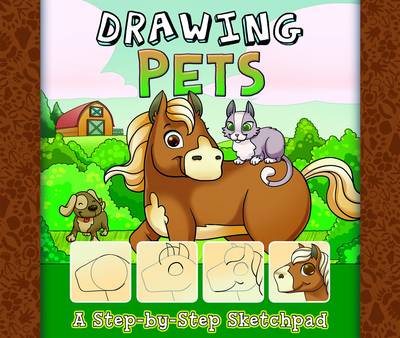 Drawing Pets by Mari Bolte