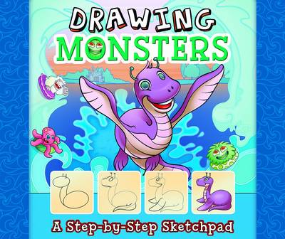 Drawing Monsters by Mari Bolte