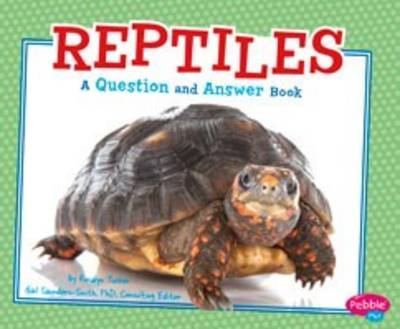 Reptiles A Question and Answer Book by Isabel Martin