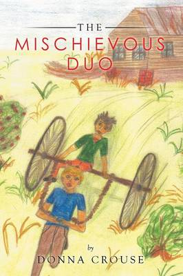 The Mischievous Duo by Donna Crouse