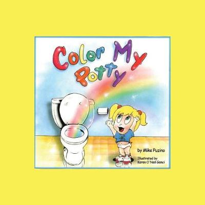 Color My Potty by Mike Puzino