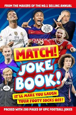 Match Joke Book by Match