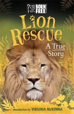 Lion Rescue A True Story by Sara Starbuck