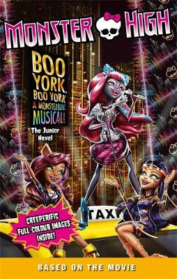 Boo York! Boo York! The Junior Novel by Perdita Finn
