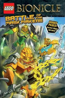Battle of the Mask Makers Graphic Novel Book 2 by Ryder Windham