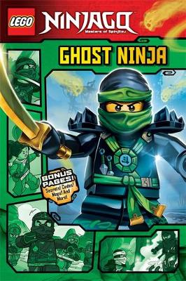 Ghost Ninja by Greg Farshtey