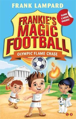 Olympic Flame Chase by Frank Lampard