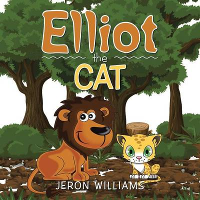 Elliot the Cat by Jeron Williams