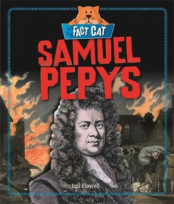 Samuel Pepys by Izzi Howell