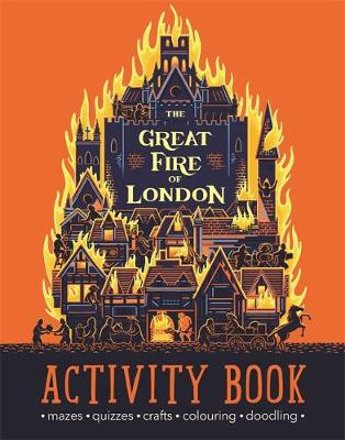 Great Fire of London Activity Book by Sally Jane Morgan