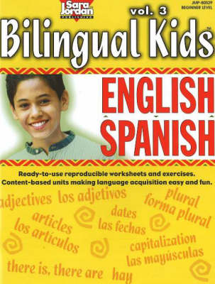 Bilingual Kids Resource Book by Sara Jordan