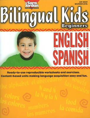 Bilingual Kids Reproducible Sourcebook English-Spanish - Beginners by Mariana Aldave