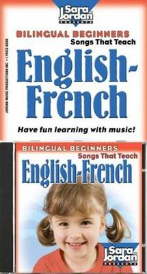 Bilingual Beginners: English-French by Marie-France Marcie