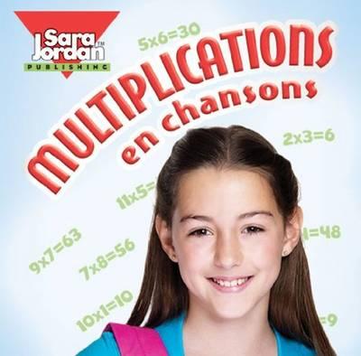 Multiplications En Chansons by Marie-France Marcie