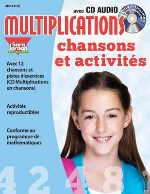 Multiplications Chansons Et Activites by Marie-France Marcie
