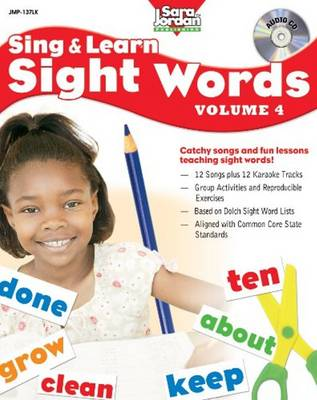 Sing & Learn Sight Words by Ed Butts