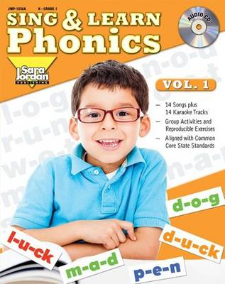 Sing & Learn Phonics by Jack Brudzynski