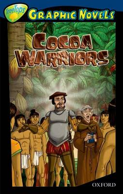 Oxford Reading Tree: Level 14: Treetops Graphic Novels: Cocoa Warrior by Aleksander Panev