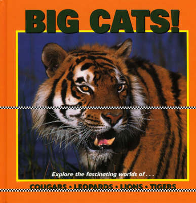 Big Cats Exploring the Fascinating World of Tigers, Lions, Cougars and Leopards by Patricia Corrigan, Kathy Feeney, Gwenyth Swain