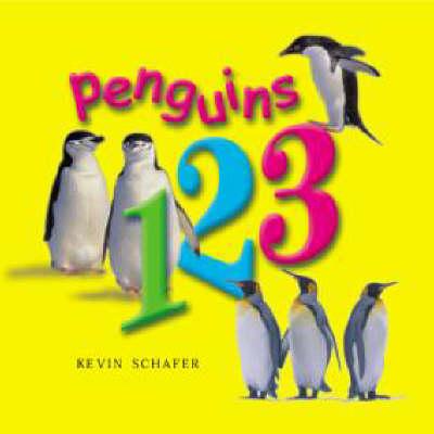 Penguins 123 by Kevin Schafer