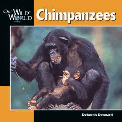 Chimpanzees by Deborah Dennard