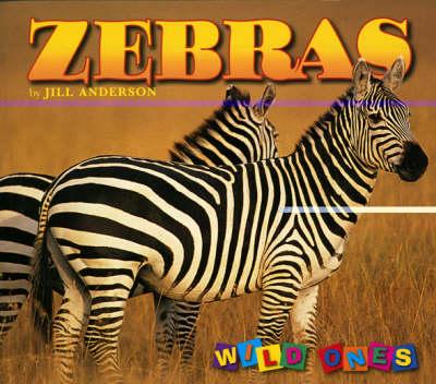 Zebras by Jill Anderson