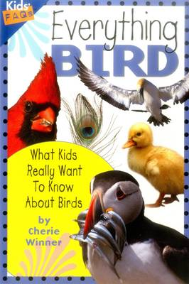 Everything Bird What Kids Really Want to Know About Birds by Cherie Winner