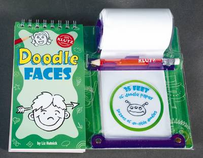 Doodle Faces by Liz Hutnick